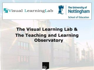 The Visual Learning Lab &  The Teaching and Learning Observatory