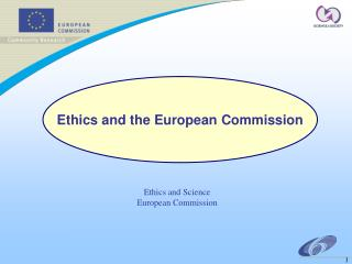 Ethics and Science  European Commission