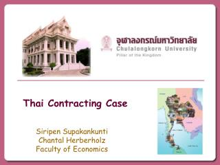 Thai Contracting Case