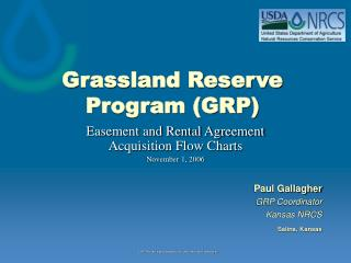 Grassland Reserve Program (GRP)