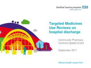 Targeted Medicines Use Reviews on hospital discharge