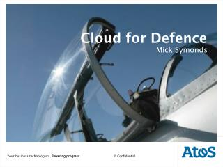 Cloud for Defence