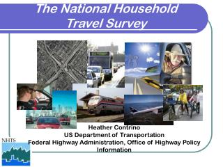The National Household  Travel Survey