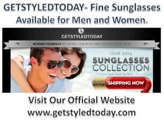 Getstyledtoday Fine Sunglasses