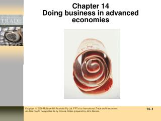 Chapter 14 Doing business in advanced economies