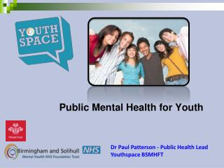 Public Mental Health for Youth
