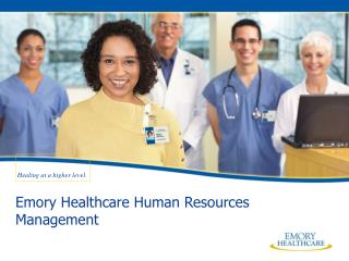 Emory Healthcare Human Resources Management