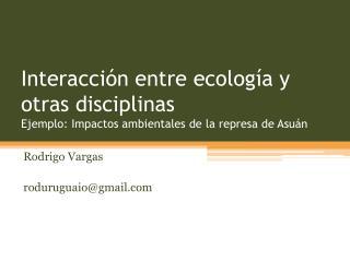 Rodrigo Vargas roduruguaio@gmail
