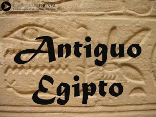 AntiguoEgipto