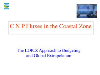 C N P Fluxes in the Coastal Zone