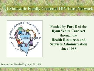 NJ Statewide Family Centered HIV Care Network
