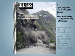 The Landslide Handbook—A Guide to  Understanding  Landslides