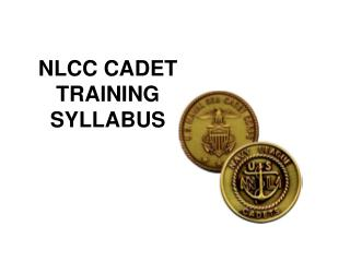 NLCC CADET TRAINING SYLLABUS