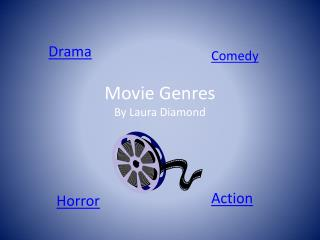 Movie Genres By Laura Diamond