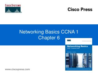 Networking Basics CCNA 1 Chapter 6