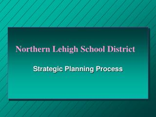 Northern Lehigh School District