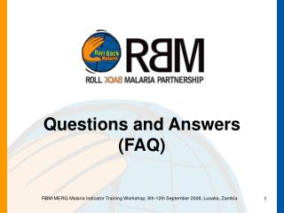 Questions and Answers (FAQ)
