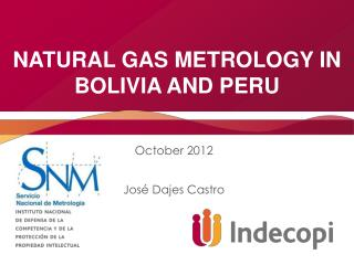Natural gas metrology in Bolivia and Peru
