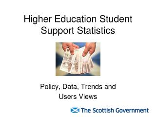 Higher Education Student Support Statistics