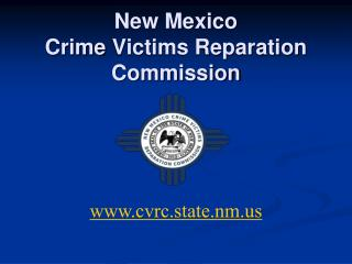 New Mexico  Crime  Victims Reparation Commission
