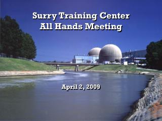 Surry Training Center All Hands Meeting