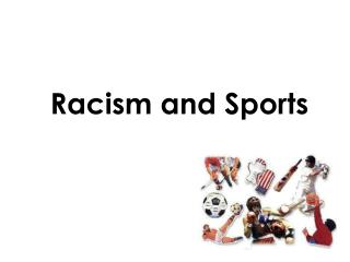 Racism and Sports