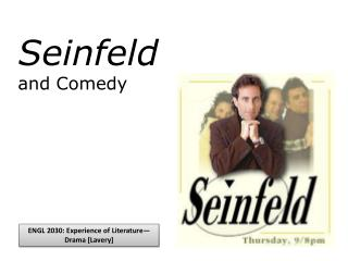 Seinfeld and Comedy