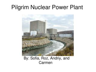 Pilgrim Nuclear Power Plant