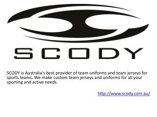 Team jerseys,Team uniforms-Scody.com.au