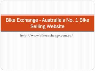 Bike and Cycling Shops - BikeExchange.com.au