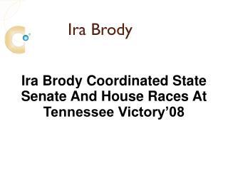 Ira Brody