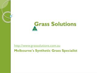 Artificial Grass & Fake Grass - Melbourne