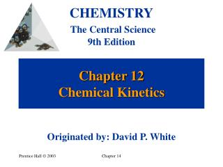 Chapter 12 Chemical Kinetics