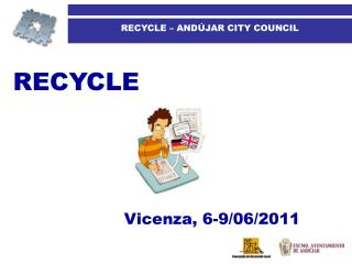 Andújar Activities for Recycle Project