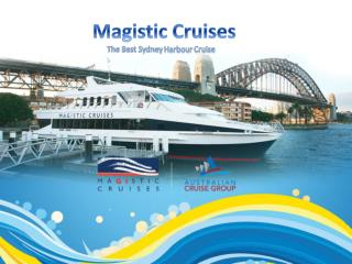 Dinner & Lunch Cruises Sydney Harbour