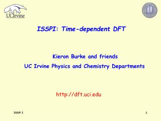 ISSPI: Time-dependent DFT