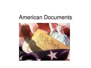American Documents