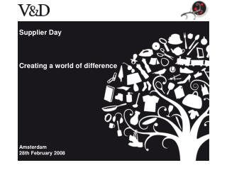 Supplier Day Creating a world of difference