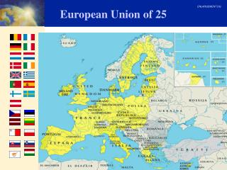 European Union of 25