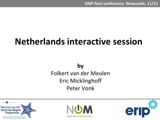 Netherlands interactive session