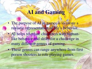 AI and Gaming