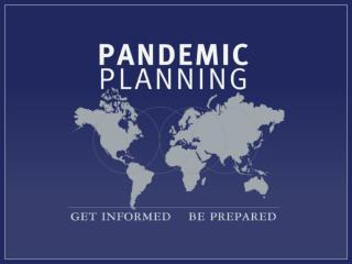 Pandemic Planning: A Nation Prepared