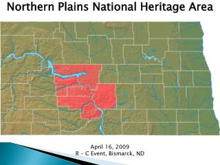 Northern Plains National Heritage Area