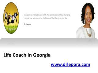 Life Coach in Georgia