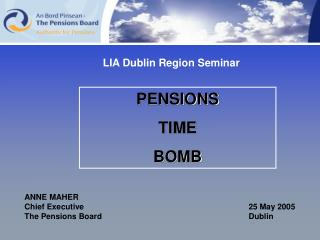 PENSIONS TIME BOMB