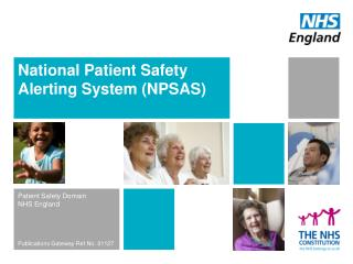 National Patient Safety Alerting System (NPSAS)