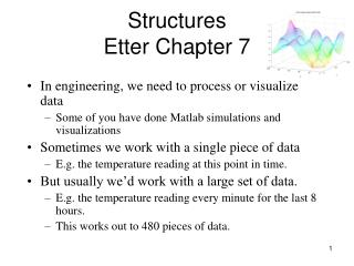 Structures Etter Chapter 7