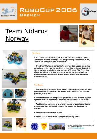 Team Nidaros Norway