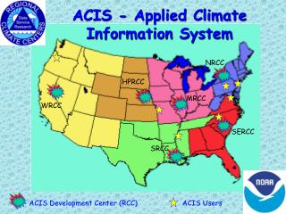 ACIS - Applied Climate Information System