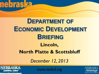 Lincoln, North Platte & Scottsbluff December 12, 2013 neded